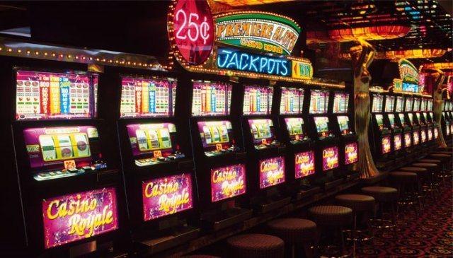 Демо игра в казино Вулкан