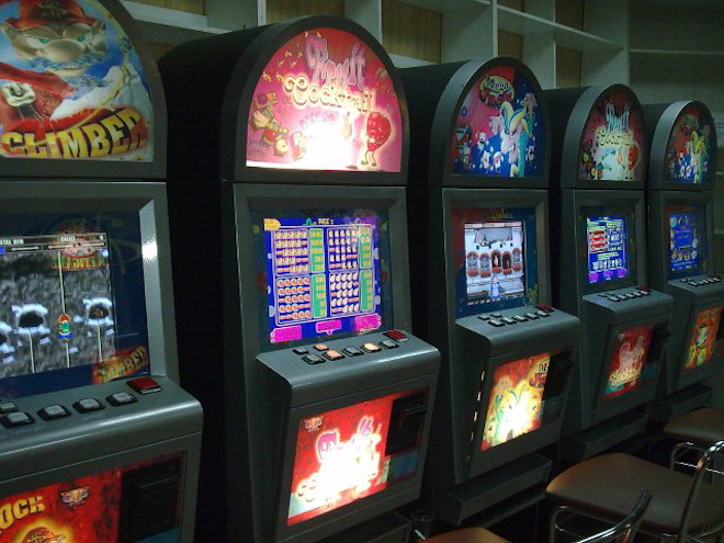 Игровые автоматы казино Вулкан для вас