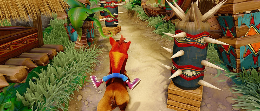 Выход Crash Bandicoot N. Sane Trilogy для PC, Switch и Xbox One ускорили на две недели