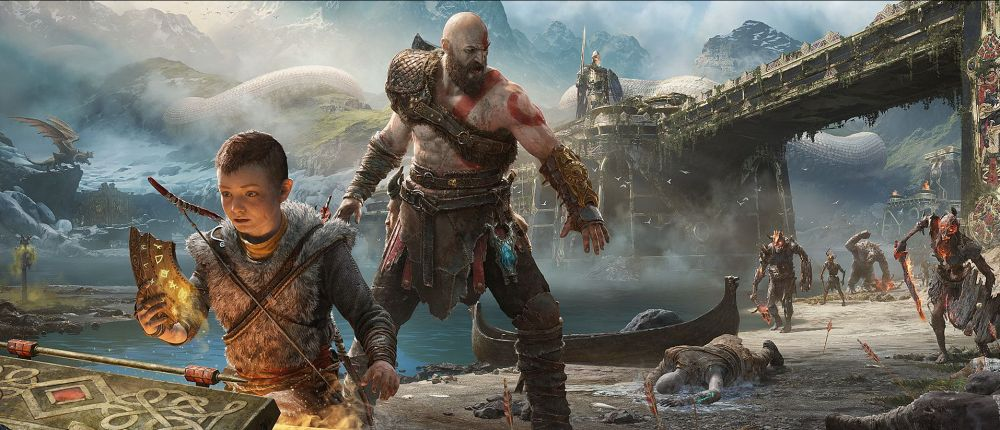 Решение загадок рунических сундуков в God of War — где найти все яблоки Идунн