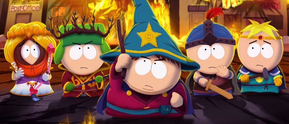 Скидки на всю неделю в Steam — Pillars of Eternity, South Park: The Stick of Truth и Q.U.B.E. 2