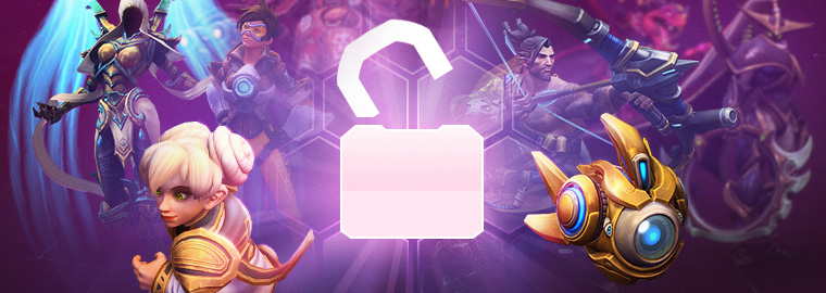 Heroes of the Storm: акция Twitch Drops