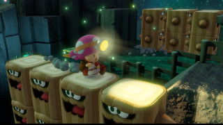Скриншот Captain Toad: Treasure Tracker