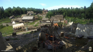 Скриншот Kingdom Come: Deliverance - From the Ashes