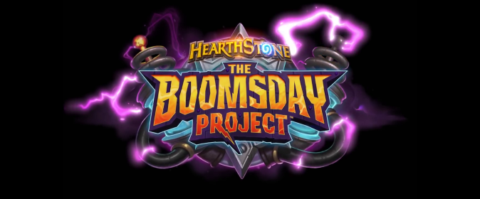 Hearthstone: утечка информации о дополнении The Boomsday Project