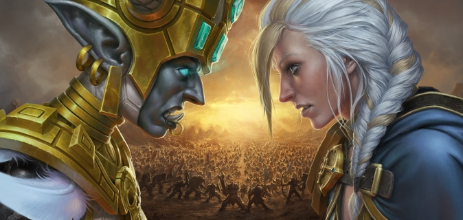 World of Warcraft: вышло дополнение Battle for Azeroth