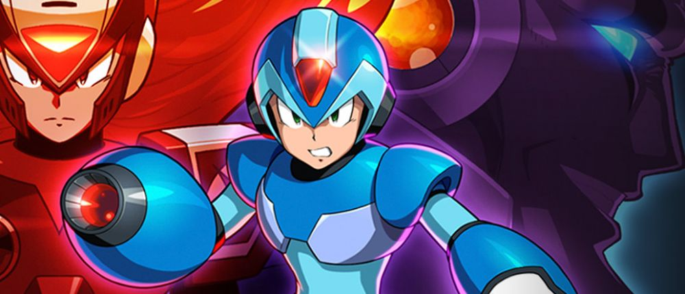 Mega Man X Legacy Collection 1 + 2 — и грянул Х!