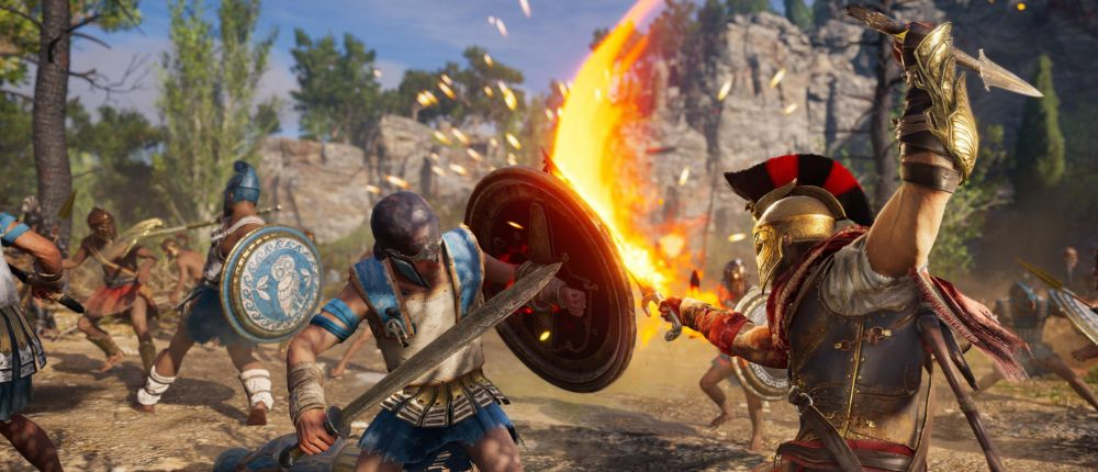 Assassin's Creed Odyssey выйдет на Nintendo Switch, но с одним нюансом
