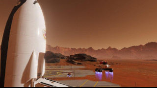 Скриншот Surviving Mars