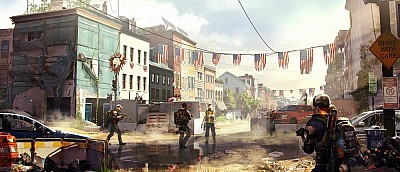 Ubisoft подарит игру за предзаказ The Division 2 на ПК