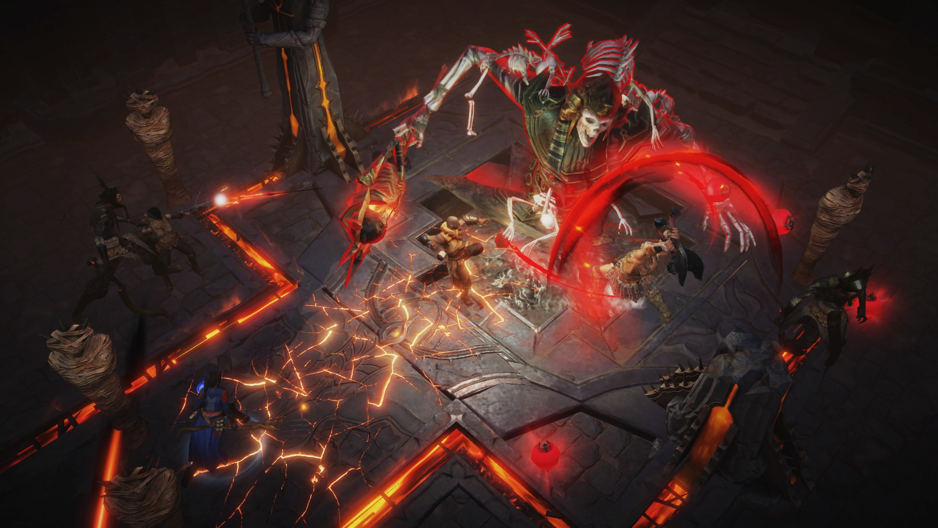 Diablo Immortal: полугодовой доклад